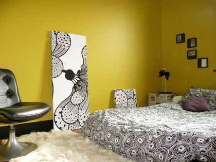 Best Chambre Couleur Jaune Moutarde Images - Yourmentor.info ...