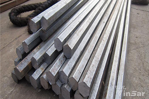 Astm 1045 S45c C45 Cold Drawn Steel Hexagonal Bar Dekorasi