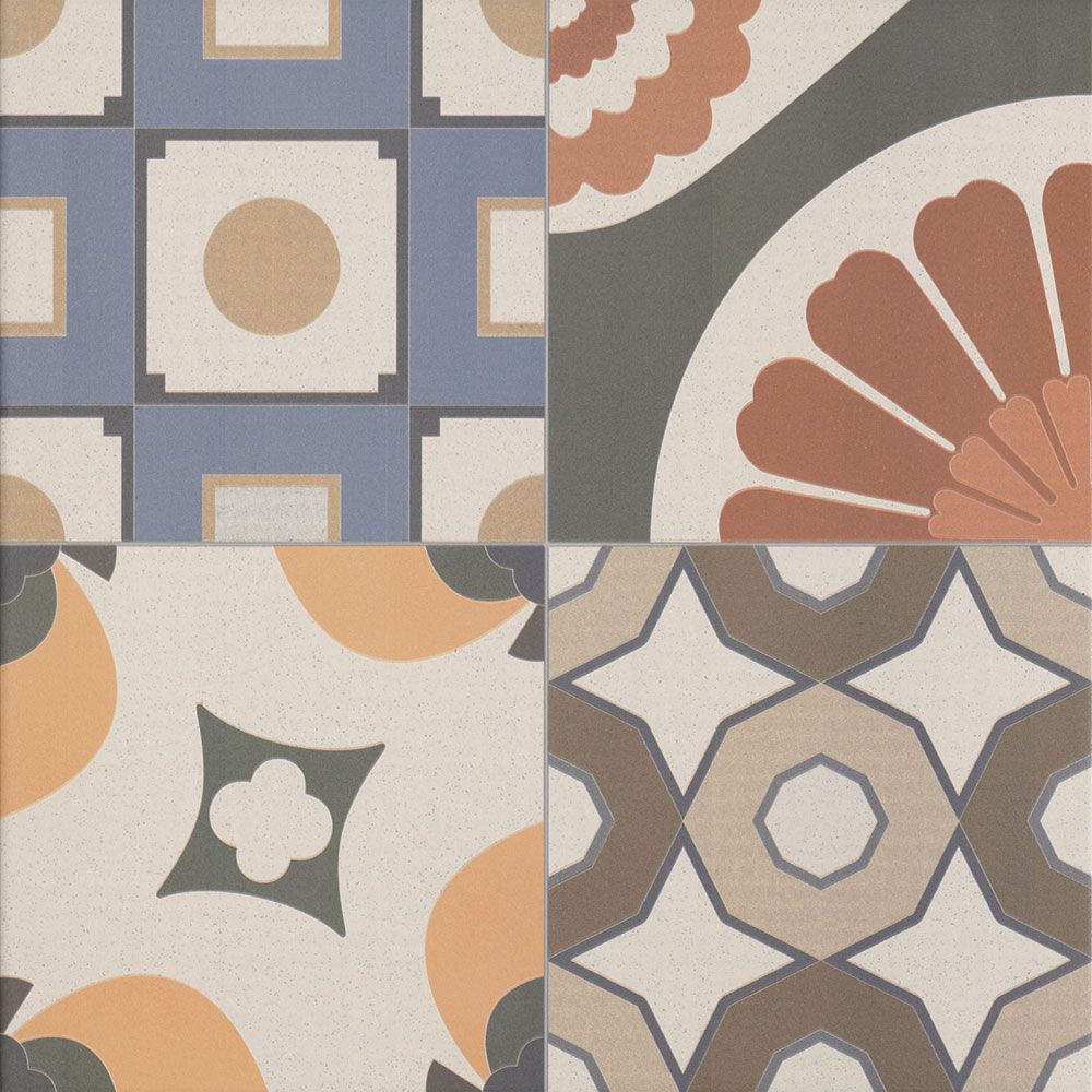 These fantastic zellij encaustic effect tiles ring true of the patchwork effect tiles zellij floor tiles from walls and floors leading tile specialists over 20 million tiles in stock s dailygadgetfo Image collections