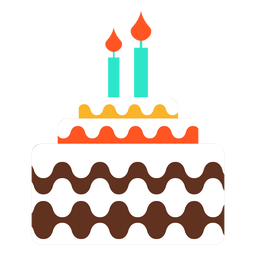 Pin By Jenny Gonzalez On Graphic Design Stock Birthday Cake With Candles Cake Icon Birthday Candles