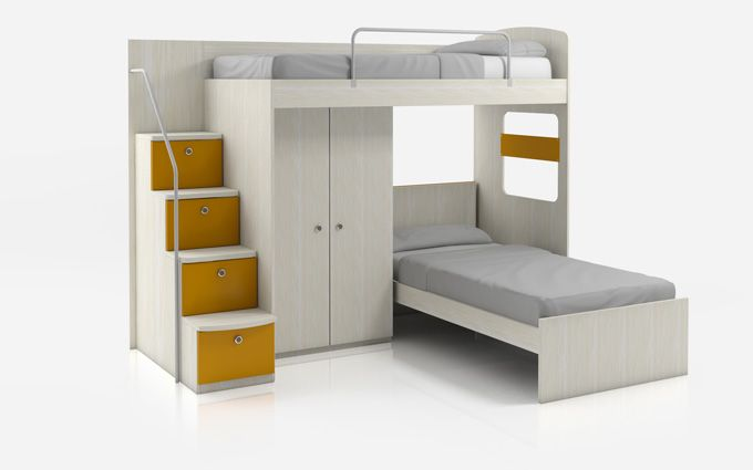 Agioletto muebles infantiles muebles juveniles camas - Precios de literas para ninos ...