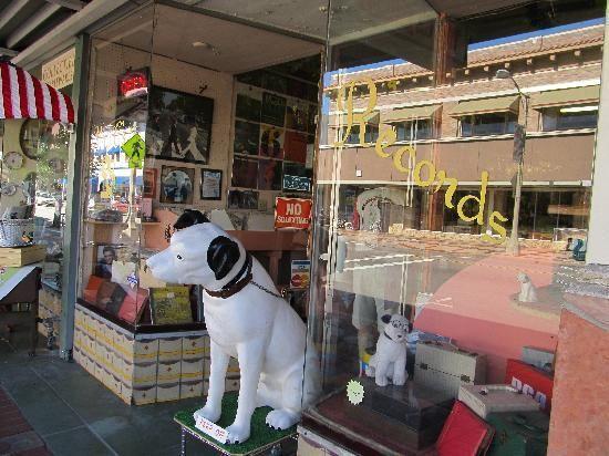 Mr C S Record Store Orange City Great Memories Ca History