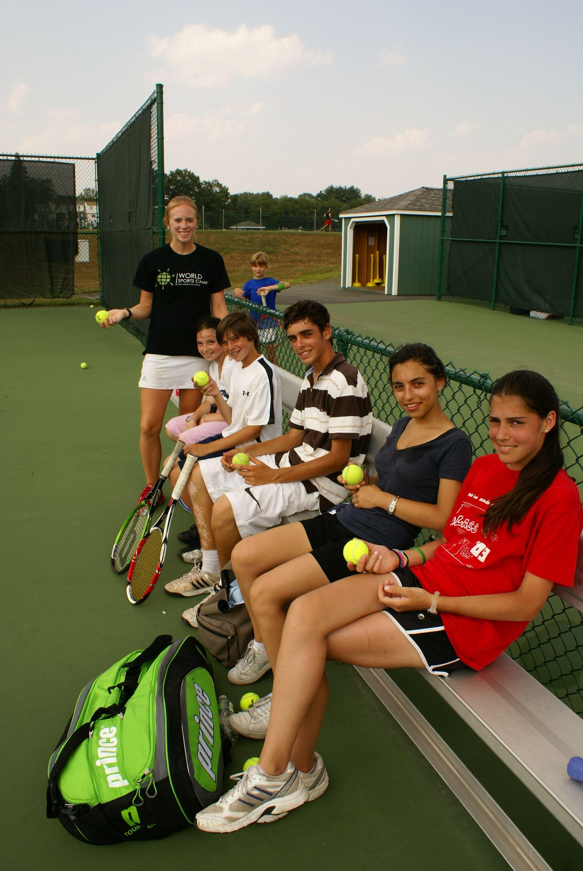 Tennis World Sports Camp, USA Sports camp, Tennis