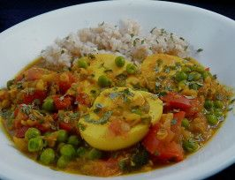 Fragrant Egg Curry