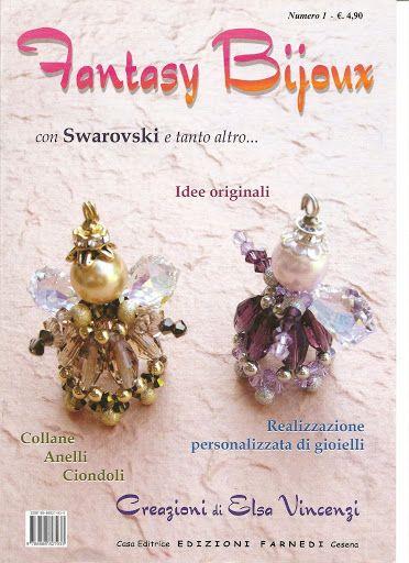 Revista Fantasy Bijoux - Bijuterias e Miniaturas - Picasa Web Albums