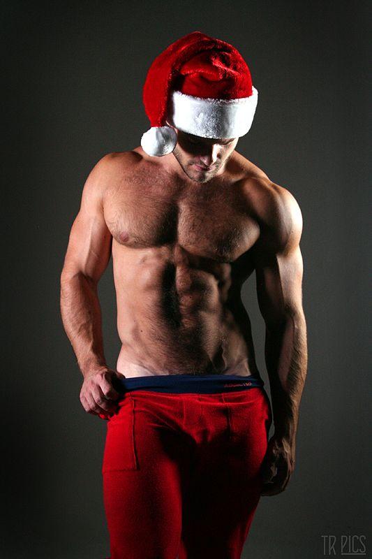 from Bobby gay santa stripper
