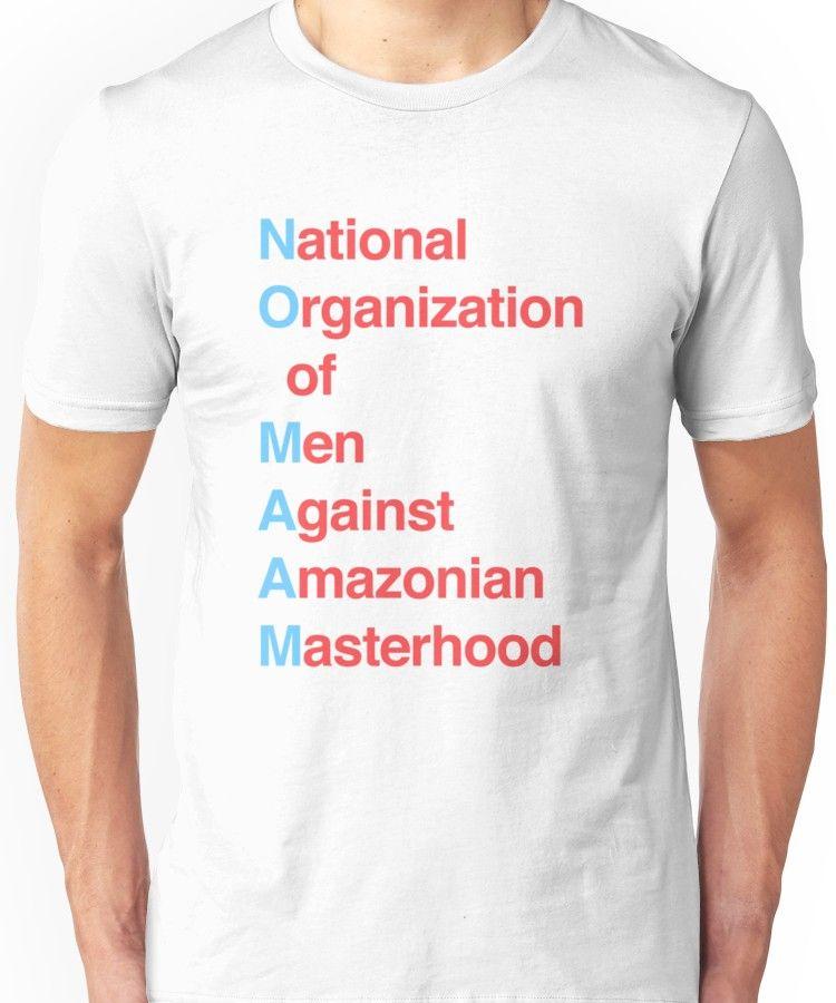 15431f580 'Al Bundy – No Ma'am, Married With Children' T-Shirt by fandemonium