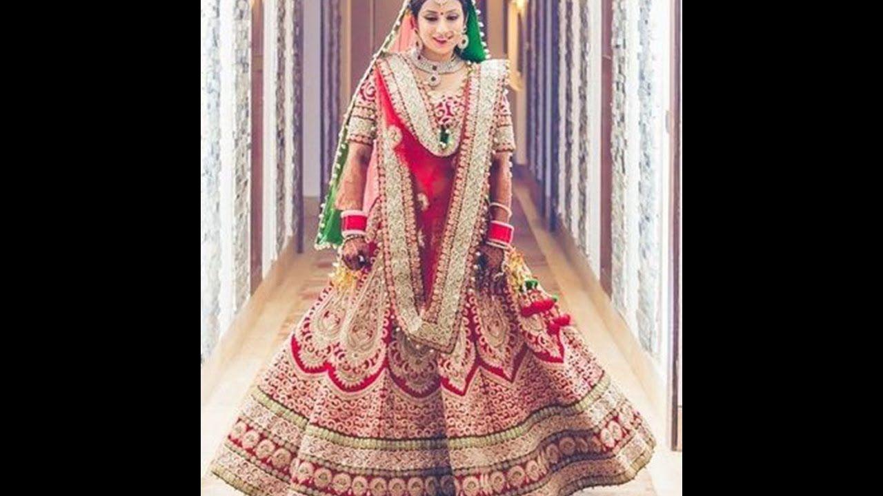 c82df7aa20 Latest Fashion wedding Lehenga's for a lovely Bridal. | Trending ...