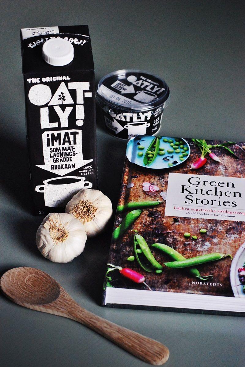 Oatly cream - creamy oats - iMat Fraiche