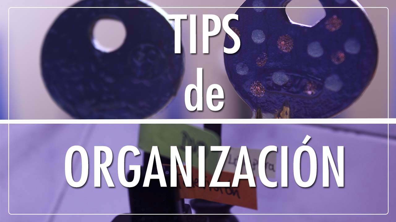 #CatCort #Youtube #Tips  de #Organizacion  #Llaves #Noteit