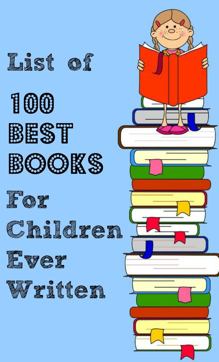 List of 100 Best Books for Children | Books Worth Reading ...