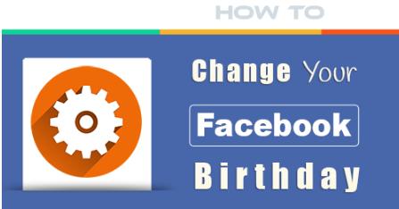 Facebook age change