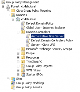 Time Server Group Policy 01 262x300 Configure An Authoritative Time Server With Group Policy Group Policy Server Policy Management