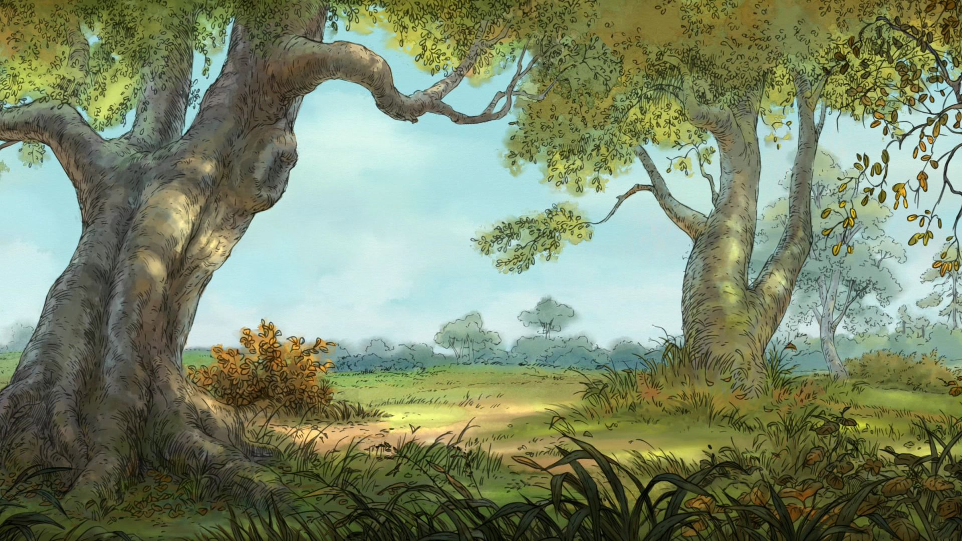 Winnie The Pooh Backgrounds Hd With Images Winnie The Pooh