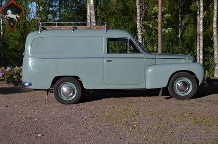 Volvo Duett 1962