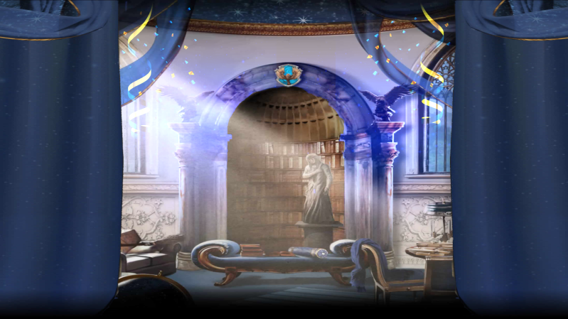 Ravenclaw Common Room Wallpaper