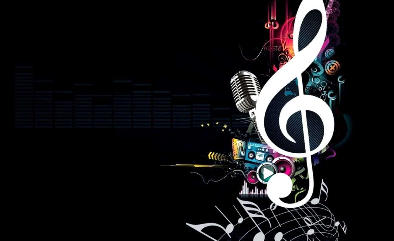 10 New 3d Music Abstract Wallpapers Full Hd 1080p For Pc Background