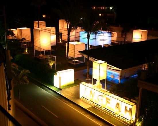 Amazing Chic And Beautiful Outdoor Restaurant Lighting Design Ideas In Led Light For Outdoor Restaurant Design & Amazing Chic And Beautiful Outdoor Restaurant Lighting Design ... azcodes.com