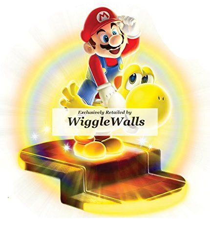 8 Bulb Yoshi Super Mario Bros Dig Galaxy 2 Wii Berry Power Up ...