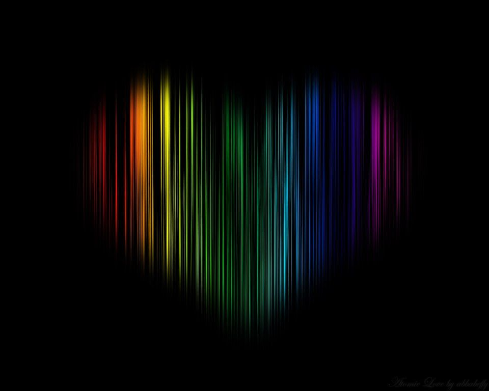 The Colors Against The Black Background Stunning Love