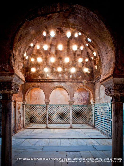 Baños #Alhambra #Granada
