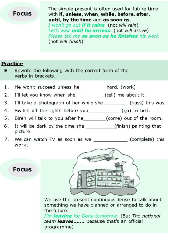 Grade 6 Grammar Lesson 5 Expressing the future | Grammar ...
