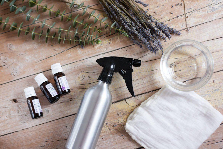 15 Productos de limpieza que puedes hacer tú misma