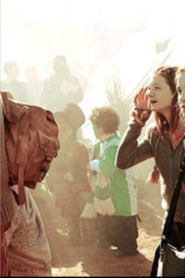 Ginny weasley and hermione granger at the quidditch world - Harry potter hermione granger real name ...