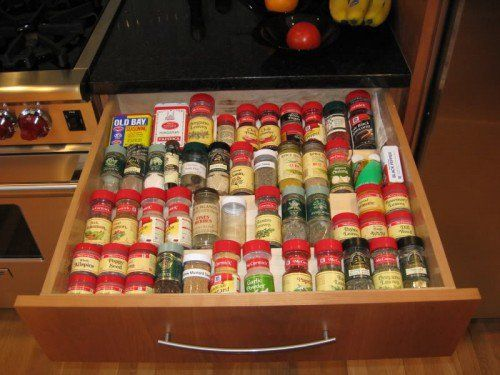27 Spice Rack Ideas for Small Kitchen and Pantry DIY Spice Rack