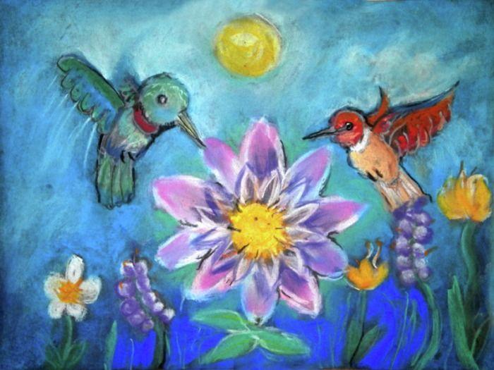 Elisaveta, Hummingbird