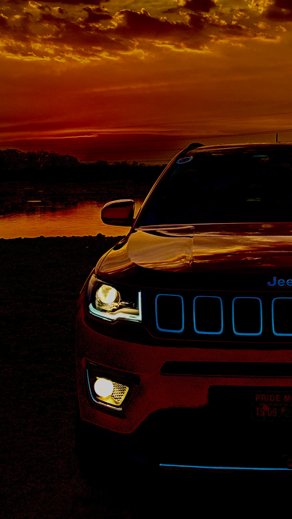Jeep Compass Iphone Wallpaper Jeep Wallpaper Jeep Compass