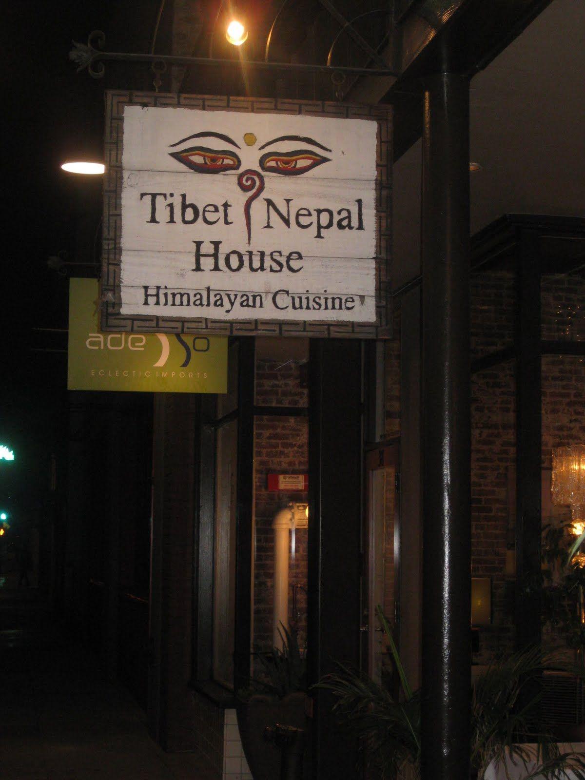 Tibet Nepal House, Pasadena