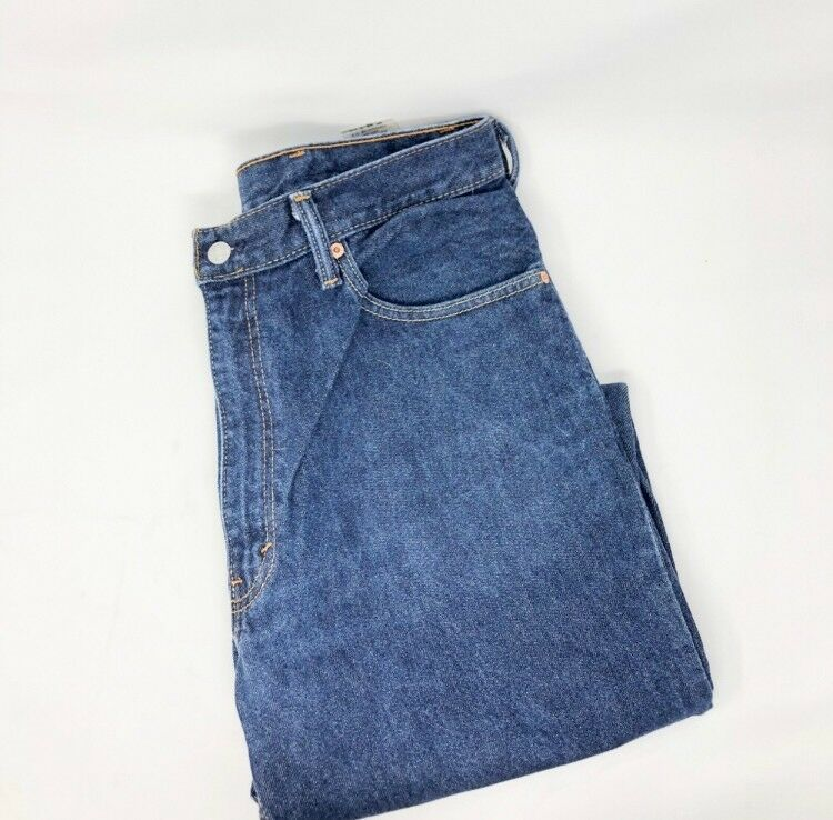 NWT Kirkland Signature Men/'s Jeans Relaxed Fit Jean Free shipping Dark Wash SALE