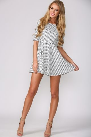 HelloMolly | Gingerly Dress - New In