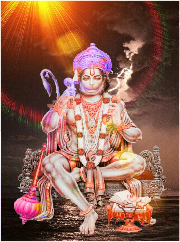 Shri Hanumanji.