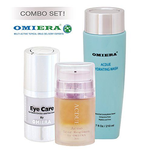 Natural Skin Care Under Eye Repair Serum - 0.5 oz. by DeVita (pack of 3) Dr Sevinor Cleansing Solution Hydrophylic Oil Facial Complex Cleanser 6 FL OZ