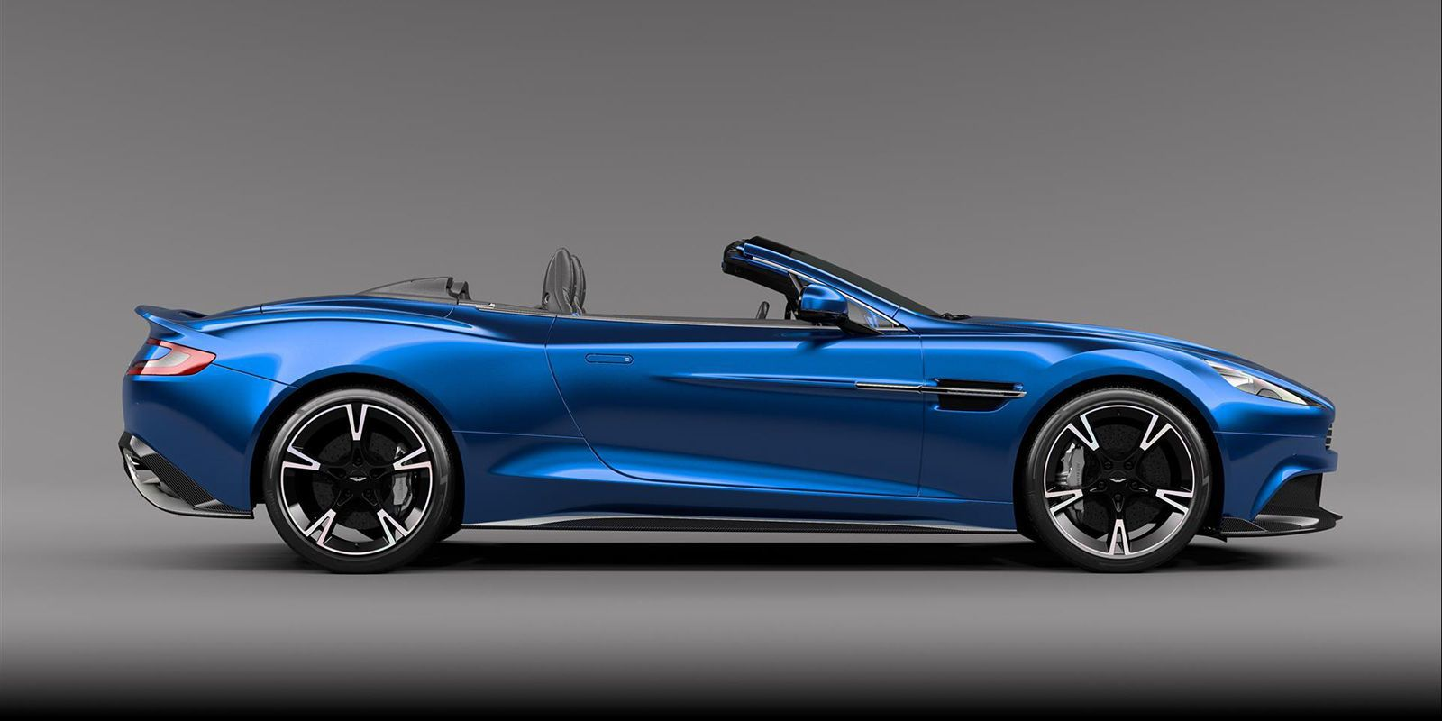 Aston Martin S Final Vanquish Is This Impossibly Gorgeous 580 Hp