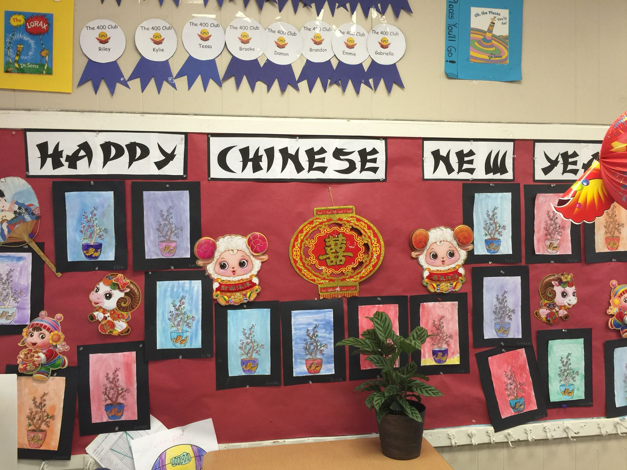 Chinese New Year Bulletin Board Chinese Crafts Chinese New Year Crafts