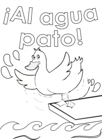 Spanish Proverbs: Posters and Coloring Pages (With images ...