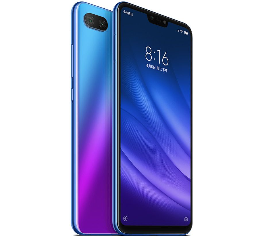 Xiaomi Launches The Mi 8 Lite And Mi 8 Pro With Gradient Back In China Xiaomi Product Launch Samsung Galaxy Phone