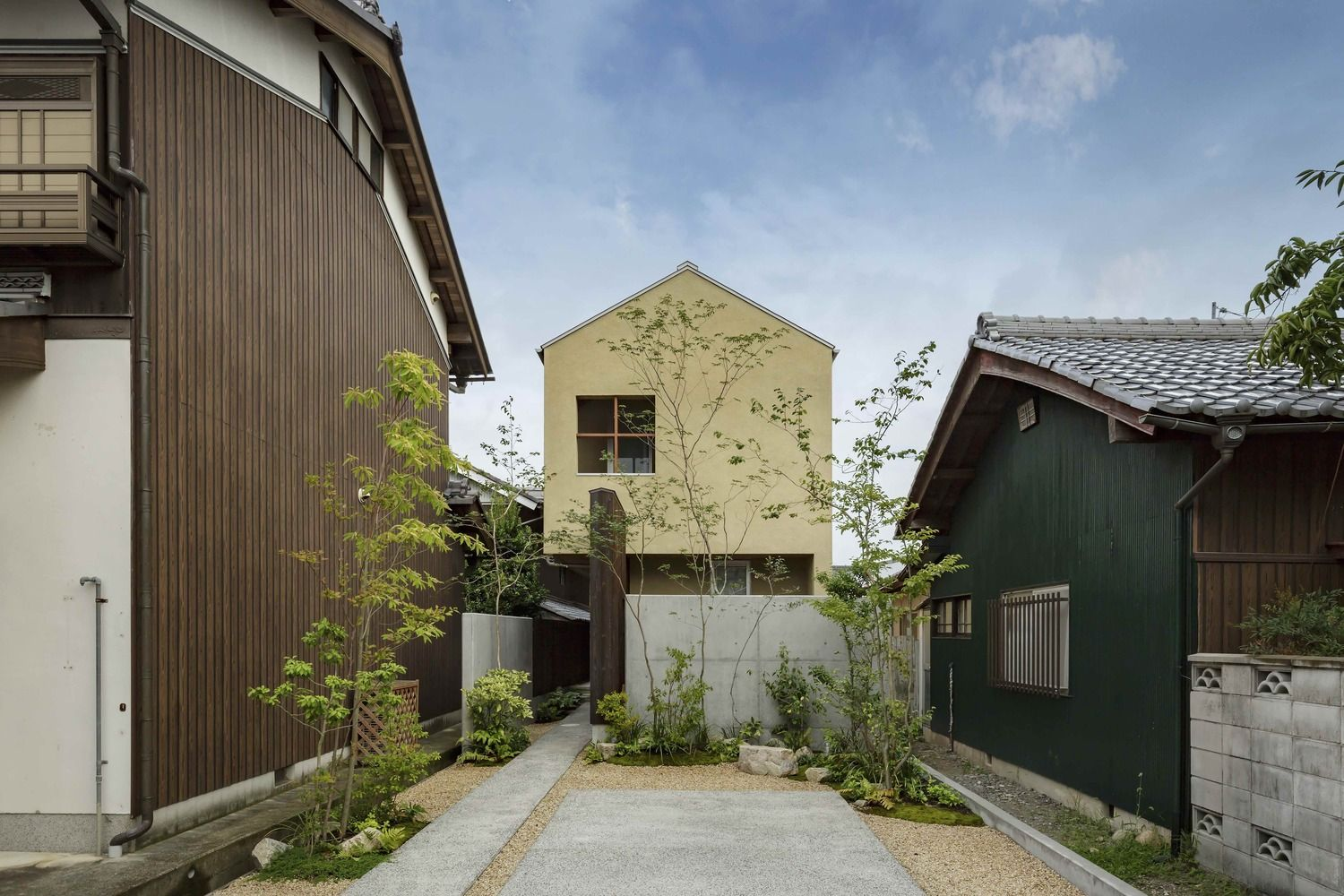 Gallery Of Shoei House / Hearth Architects   1