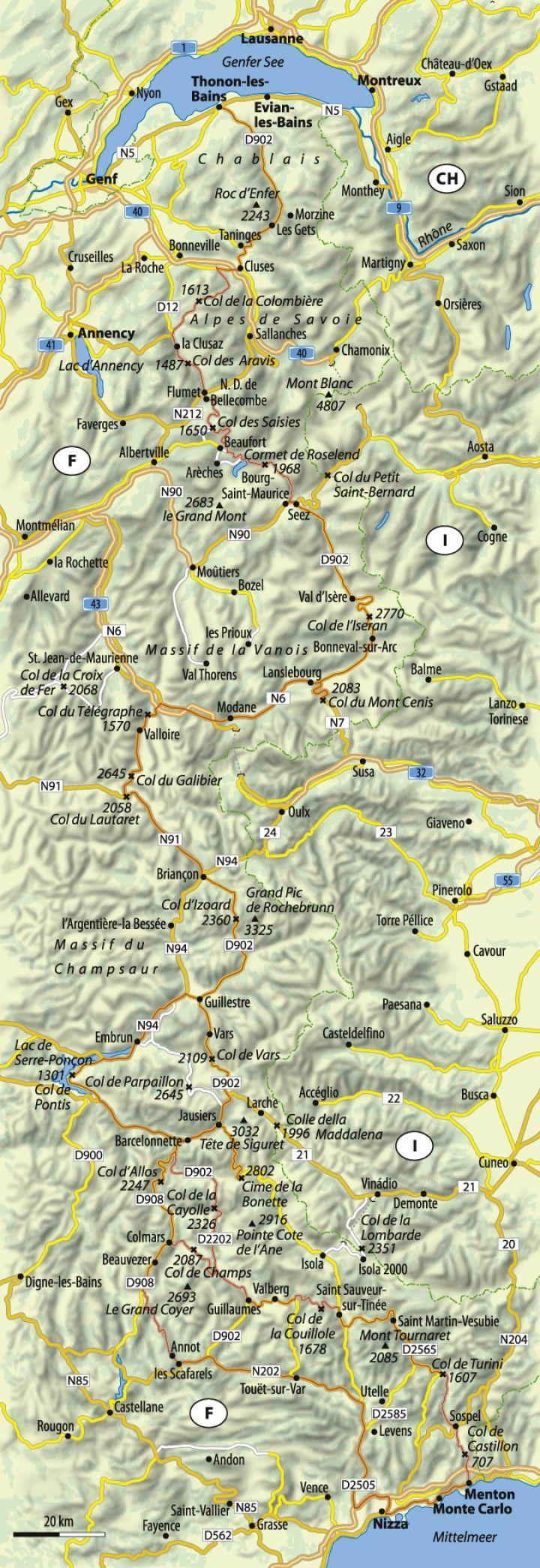 Motorradreise Frankreich X2f Route Des Grandes Alpes Im Hohenrausch Motorradreise Route Des Grandes Alpes Frankreich