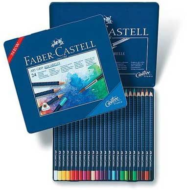 5 Best Watercolor Pencils For Artists Faber Castell Art Best