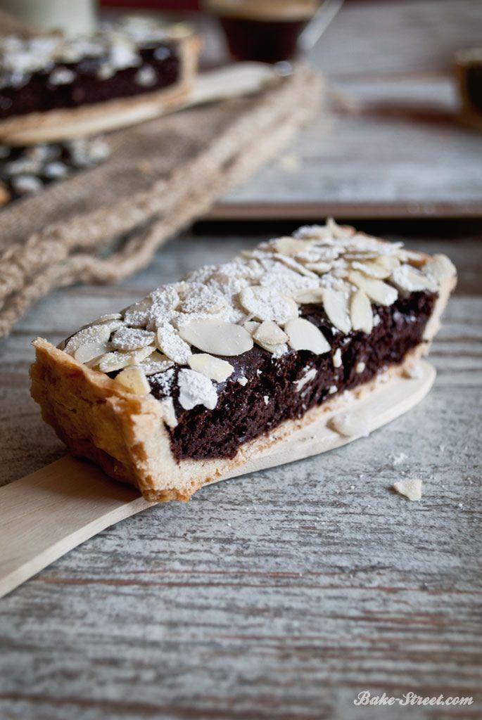 Pastel de berenjenas y chocolate - Melanzane al Cioccolato - Bake-Street.com