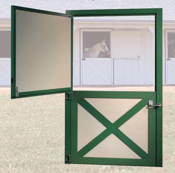 Equus Dutch Door Kit For Sale Dutch Door System With Hardware