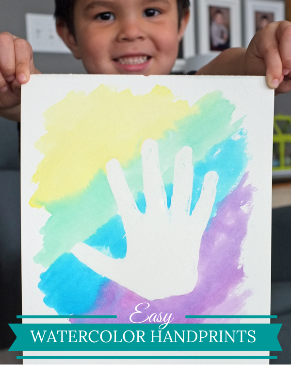 How To Make Watercolor Handprints Capturing Joy With Kristen Duke Mothers Day Crafts Craft Activities For Kids Preschool Crafts