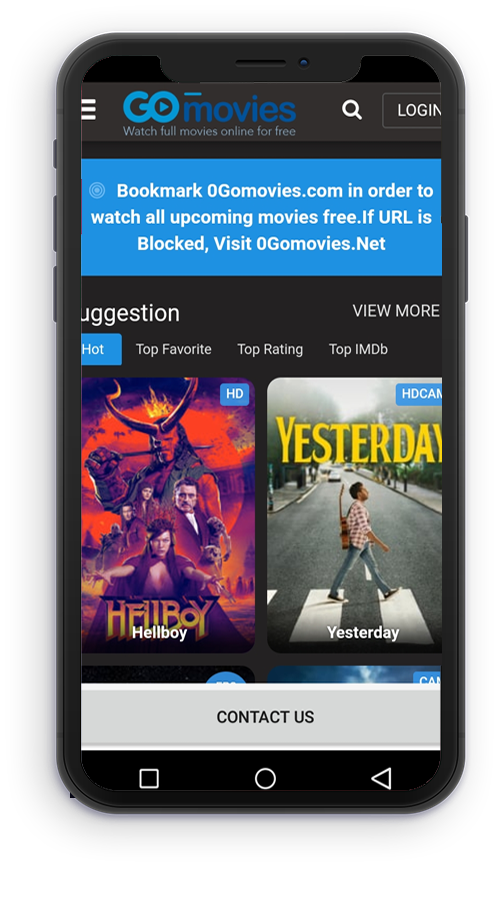 Download Gomovies App For Android Users Gomoviesapp Com Movie App Tv Series Free Download App