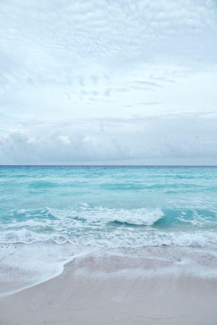 Strandfotografie, Ocean Sea Summer, Aqua Blue Beach, Küstenhorizont, Surfdekor, Wellen an Land, Ozeankunst, Seestückkunst – #Aqua #Art #Beach #Blue # KÃ …