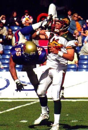 World Of American Football League American Football