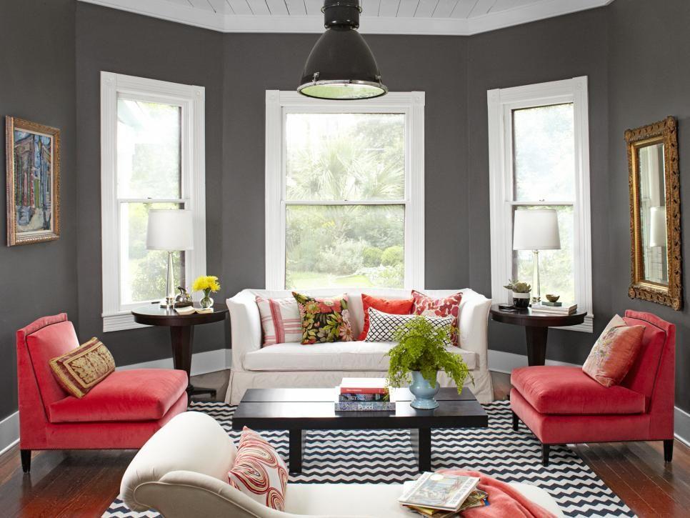 creative new decorating ideas  hgtv living room living